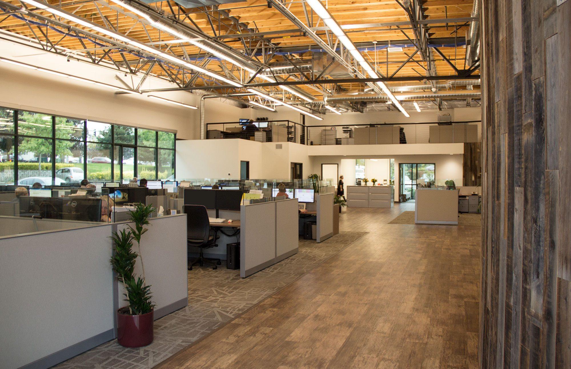 Interior of CCLI's Global Headquarters