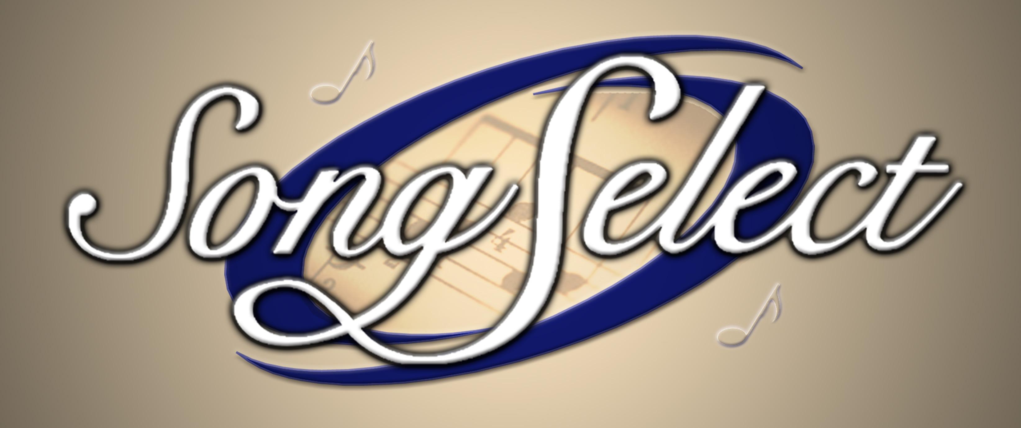 SongSelect Logo, circa 1995